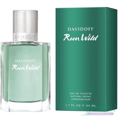 Davidoff Run Wild EDT 50ml за Мъже Мъжки Парфюми