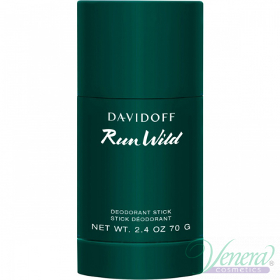 Davidoff Run Wild Deo Stick 75ml за Мъже Мъжки продукти за лице и тяло
