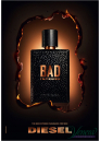 Diesel Bad Intense EDP 75ml за Мъже