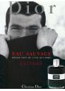 Dior Eau Sauvage Extreme EDT 100ml за Мъже БЕЗ ОПАКОВКА