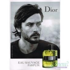 Dior Eau Sauvage Parfum 2017 EDP 100ml за Мъже БЕЗ ОПАКОВКА