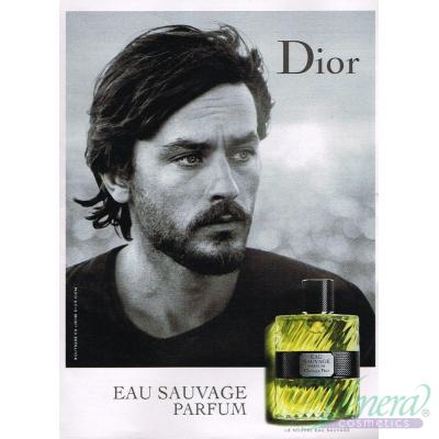 Dior Eau Sauvage Parfum 2017 EDP 100ml за Мъже ...