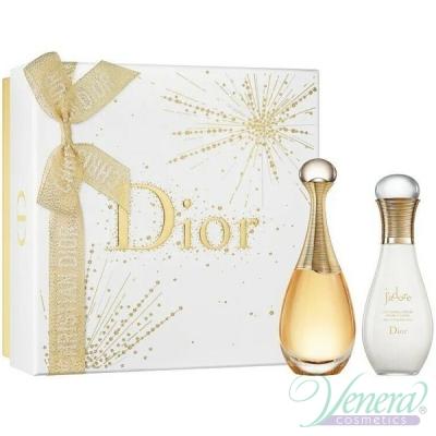 Dior J'adore Комплект (EDP 50ml + Body Lotion 75ml) за Жени За Жени