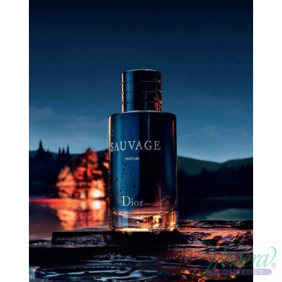 Dior Sauvage Parfum 60ml за Мъже Мъжки Парфюми