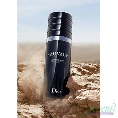 Dior Sauvage Very Cool Spray EDT 100ml за Мъже