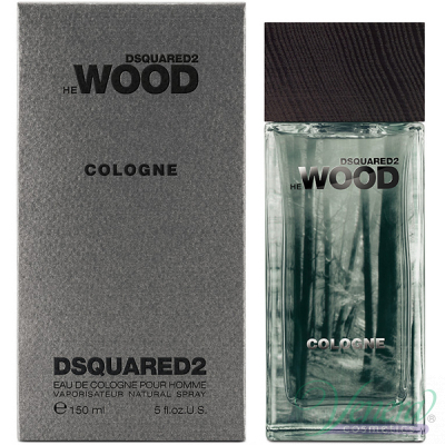Dsquared2 He Wood Cologne EDC 150ml за Мъже