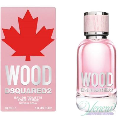 Dsquared2 Wood for Her EDT 30ml pentru Femei