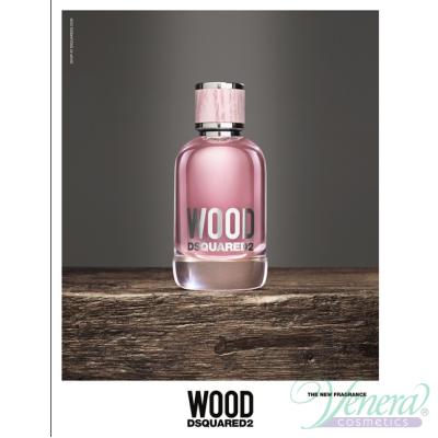 Dsquared2 Wood for Her EDT 100ml за Жени БЕЗ ОПАКОВКА Дамски Парфюми без опаковка