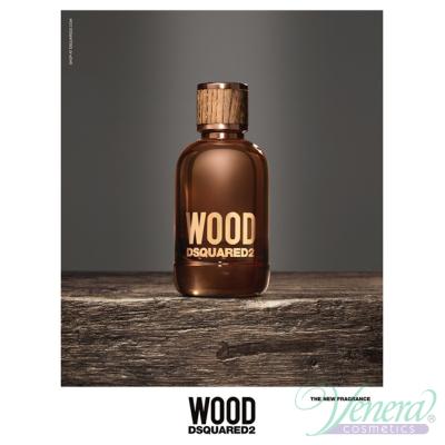 Dsquared2 Wood for Him EDT 100ml за Мъже БЕЗ ОПАКОВКА Мъжки Парфюми без опаковка