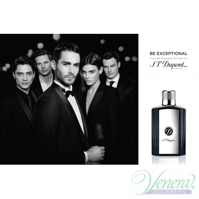 S.T. Dupont Be Exceptional EDT 100ml за Мъже БЕ...