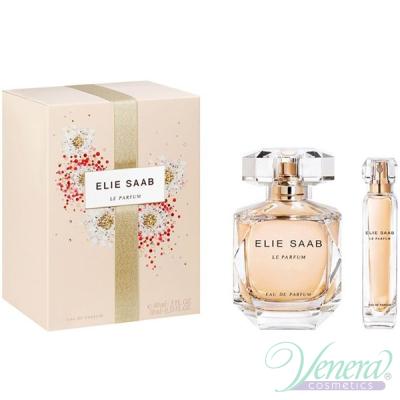 Elie Saab Le Parfum Комплект (EDP 90ml + EDP 10ml) за Жени Дамски Комплекти