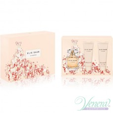 Elie Saab Le Parfum Комплект (EDP 90ml + BL 75ml + SG 75ml) за Жени