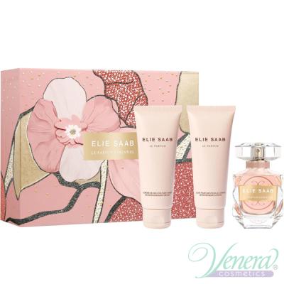 Elie Saab Le Parfum Essentiel Комплект (ED...