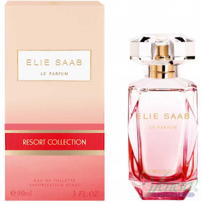 Elie Saab Le Parfum Resort Collection 2017 EDT 90ml за Жени БЕЗ ОПАКОВКА Дамски Парфюми без опаковка