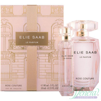Elie Saab Le Parfum Rose Couture Set (EDT ...