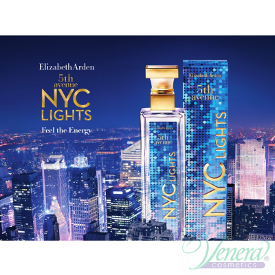 Elizabeth Arden 5th Avenue NYC Lights EDP 125ml за Жени Дамски Парфюми