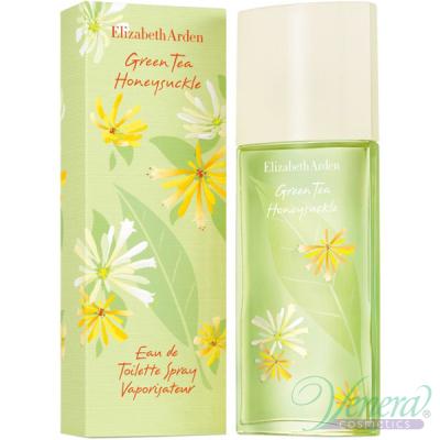 Elizabeth Arden Green Tea Honeysuckle EDT 100ml за Жени Дамски Парфюми