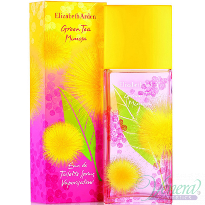 Elizabeth Arden Green Tea Mimosa EDT 100ml за Жени Дамски Парфюми