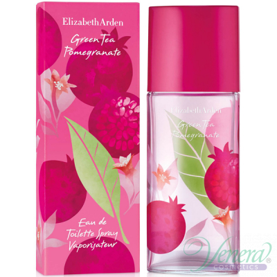 Elizabeth Arden Green Tea Pomegranate EDT 100ml за Жени Дамски Парфюми