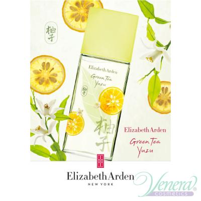 Elizabeth Arden Green Tea Yuzu EDT 100ml за Жени БЕЗ ОПАКОВКА