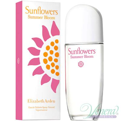 Elizabeth Arden Sunflowers Summer Bloom EDT 100ml за Жени БЕЗ ОПАКОВКА