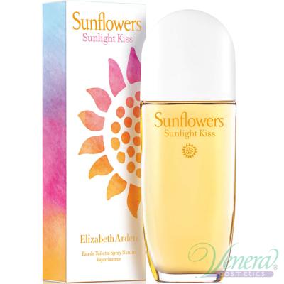 Elizabeth Arden Sunflowers Sunlight Kiss EDT 100ml за Жени БЕЗ ОПАКОВКА