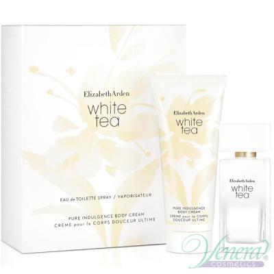 Elizabeth Arden White Tea Комплект (EDT 50ml + Body Cream 100ml) за Жени Дамски Комплекти
