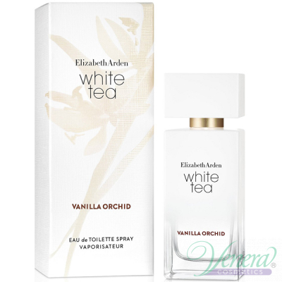 Elizabeth Arden White Tea Vanilla Orchid EDT 50ml за Жени Дамски Парфюми