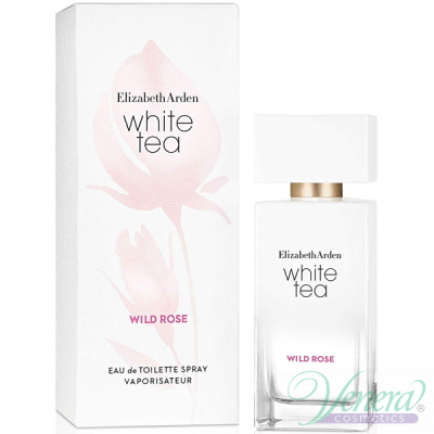 Elizabeth Arden White Tea Wild Rose EDT 50ml за Жени Дамски Парфюми