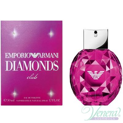 Emporio Armani Diamonds Club EDT 50ml за Жени Дамски Парфюми