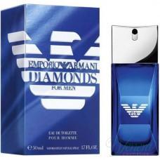 Emporio Armani Diamonds Club for Him EDT 50ml за Мъже