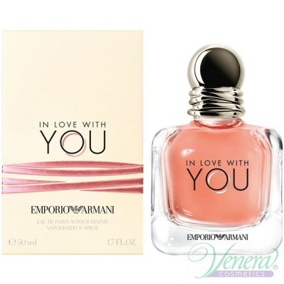 Emporio Armani In Love With You EDP 50ml за Жени Дамски Парфюми