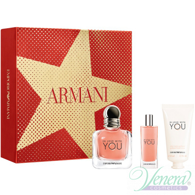 Emporio Armani In Love With You Комплект (...