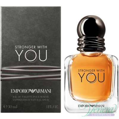 Emporio Armani Stronger With You EDT 30ml за Мъже