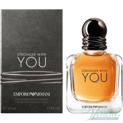 Emporio Armani Stronger With You EDT 50ml за Мъже