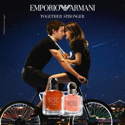 Emporio Armani Stronger With You Intensely EDP 30ml за Мъже Мъжки Парфюми