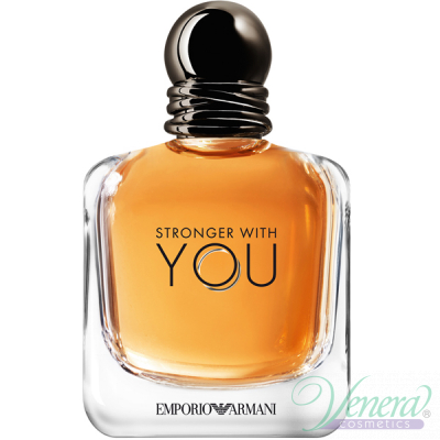 Emporio Armani Stronger With You EDT 100ml за Мъже БЕЗ ОПАКОВКА