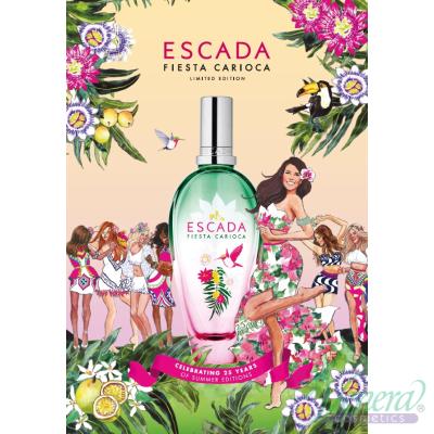 Escada Fiesta Carioca EDT 30ml за Жени Дамски Парфюми