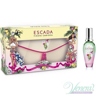 Escada Fiesta Carioca Комплект (EDT 30ml + Bag) за Жени Дамски Комплекти