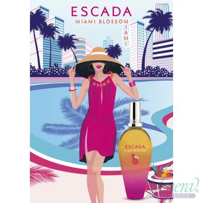 Escada Miami Blossom EDT 100ml за Жени БЕЗ ОПАКОВКА