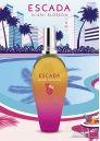 Escada Miami Blossom Комплект (EDT 50ml + BL 50ml + Bag) за Жени
