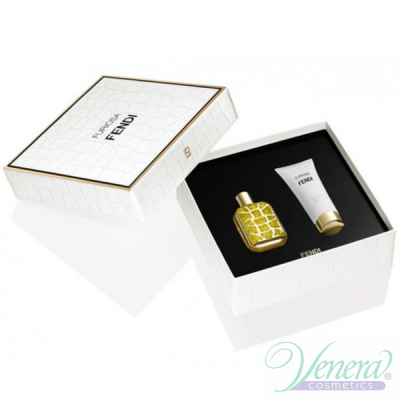 Fendi Furiosa Set (EDP 50ml + BL 75ml) for Women Women's Gift sets