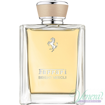 Ferrari Bright Neroli EDT 100ml за Мъже и Жени БЕЗ ОПАКОВКА