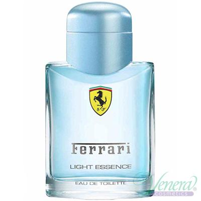 Ferrari Scuderia Ferrari Light Essence EDT 125ml за Мъже БЕЗ ОПАКОВКА Мъжки Парфюми без опаковка