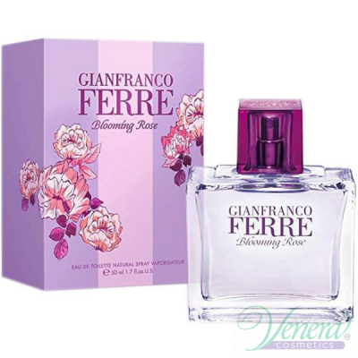 Ferre Blooming Rose EDT 50ml за Жени Дамски Парфюми