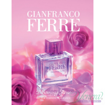 Ferre Blooming Rose EDT 30ml за Жени Дамски Парфюми