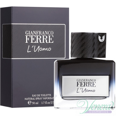 Gianfranco Ferre L'Uomo EDT 50ml за Мъже