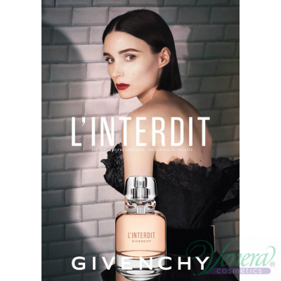 Givenchy L'Interdit Eau de Toilette EDT 80ml за Жени Дамски Парфюми