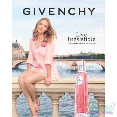 Givenchy Live Irresistible Delicieuse EDP 75ml за Жени БЕЗ ОПАКОВКА Дамски Парфюми без опаковка