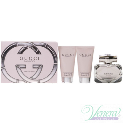 Gucci Bamboo Комплект (EDP 50ml + BL 50ml + SG 50ml) за Жени Дамски Комплекти